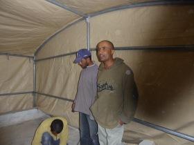 New tent2